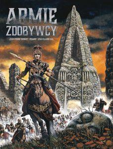 Armie Zdobywcy - sprawdź na TaniaKsiazka.pl