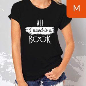 TanioKsiążkowa koszulka - kup na www.taniaksiazka.pl