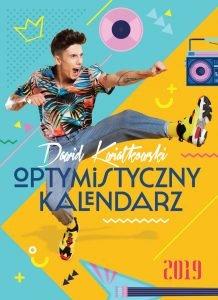 Dawid Kwiatkowski. Optymistyczny kalendarz 2019 - zobacz na TaniaKsiazka.pl