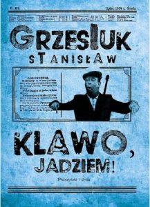 Klawo, jadziem! - sprawdź na TaniaKsiazka.pl