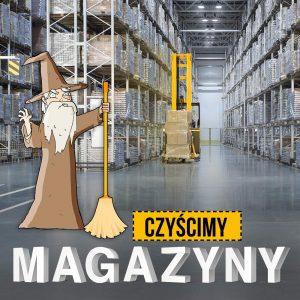 Czyszczenie magazynów - sprawdź na www.taniaksiazka.pl