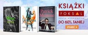Książki Grupy Wydawniczej Foksal do 60% taniej >>