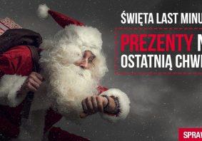 Święta last minute w TaniaKsiazka.pl