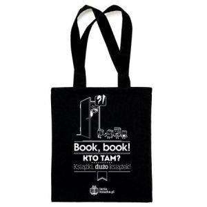 Idealną torbę na książki kupisz na www.taniaksiazka.pl