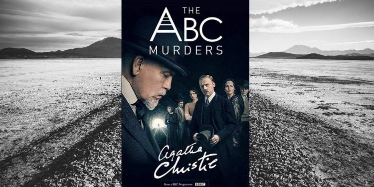 The ABC Murders - ekranizacja książki Agathy Christie. Sprawdź A.B.C. w TaniaKsiazka.pl
