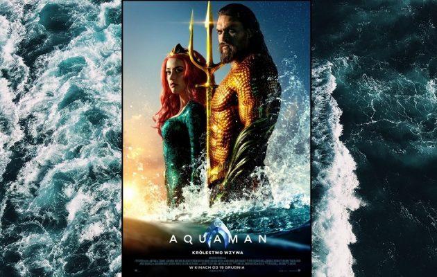 Aquaman. Nowy film z uniwersum DC już 19 grudnia