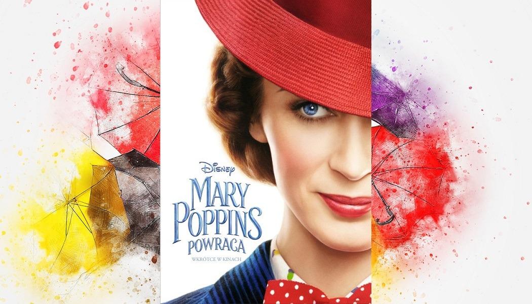 Mary Poppins powraca 19 grudnia w kinach
