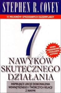 nawyków skutecznego działania - zobacz na TaniaKsiazka.pl