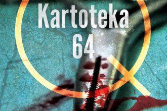 Kartoteka 64 - kup na TaniaKsiazka.pl