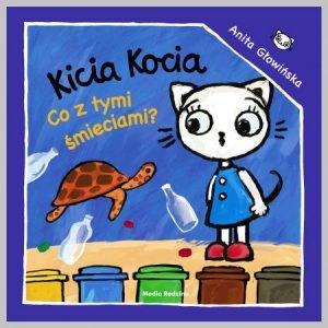 Najczęściej kupowane w 2018 roku książki dla dzieci. Kicia Kocia - zobacz na TaniaKsiazka.pl