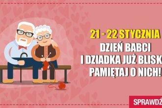 Najlepsze prezenty na Dzień Babci i Dziadka w TaniaKsiazka.pl