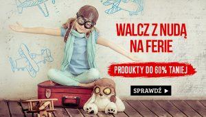 Walcz z nudą na ferie - sprawdź na www.taniaksiazka.pl
