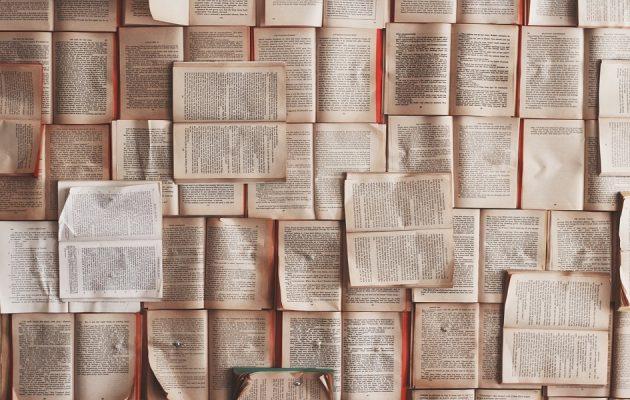 Co zrobić z niepotrzebnym książkami?