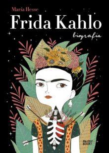 Niezwykłe biografie autorstwa Marii Hesse: Frida Khalo w TaniaKsiazka.pl