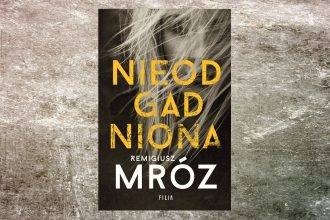 Nieodgadniona - Nowa książka Mroza już w styczniu!