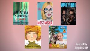 Bestsellery Empiku 2018 rozdane!