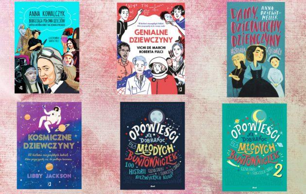 Biografie genialnych i odważnych kobiet