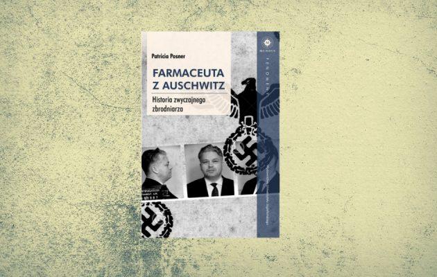 Farmaceuta z Auschwitz - kup na TaniaKsiazka.pl