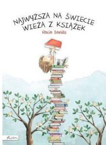 Najwyższa na świecie wieża z książek - sprawdź na TaniaKsiazka.pl