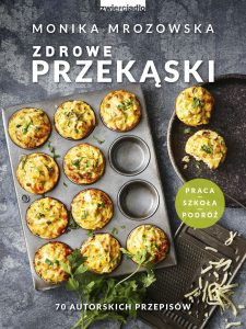 Zdrowe przekąski - sprawdź na TaniaKsiazka.pl