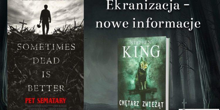 Druga zapowiedź ekranizacji Cmentarza zwieżąt Kinga!