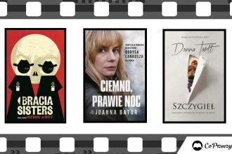 Ekranizacje nagradzanych książek. Zobaczymy je w tym roku