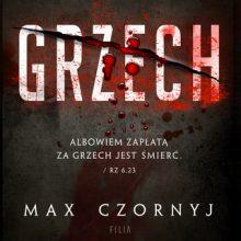 Grzech Max Czornyj - audiobook