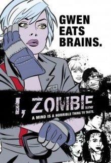 Seriale na podstawie komiksów - iZombie