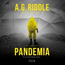Pandemia A. G. Riddle - audiobook