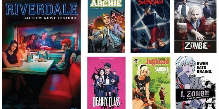 Seriale na podstawie komiksów to nie tylko opowieści o superbohaterach
