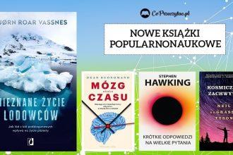 Książki popularnonaukowe, na które warto zwrócić uwagę!