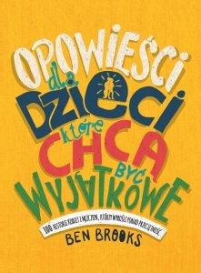 Opowieści dla dzieci, które chcą być wyjątkowe - kup na TaniaKsiazka.pl