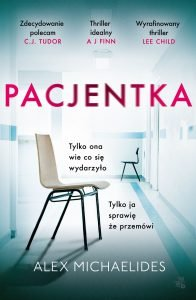 Pacjentka - kup na TaniaKsiazka.pl