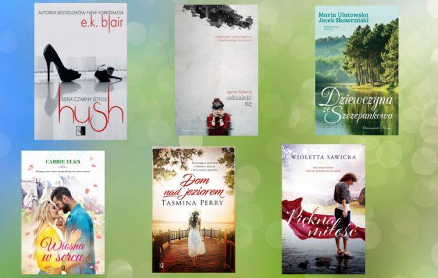 Romanse i powieści obyczajowe dla kobiet
