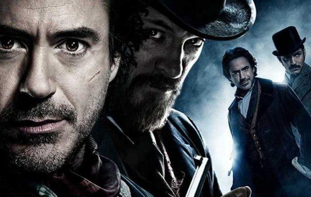 Reżyser Sherlocka Holmesa 3