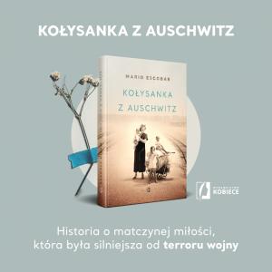 Kołysanka z Auschitz - kup książkę na www.taniaksiazka.pl