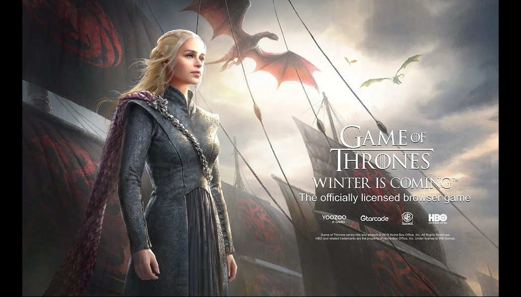 Game of Thrones. Winter is Coming - oficjalna gra dla fanów serialu