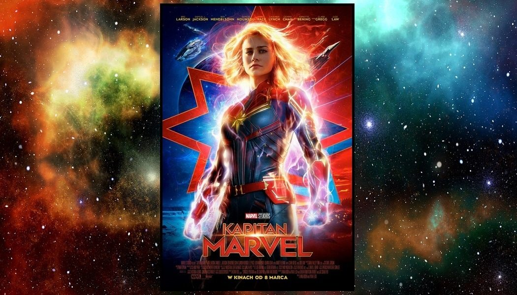 Kapitan Marvel - nowa ekranizacja komiksów w kinach!