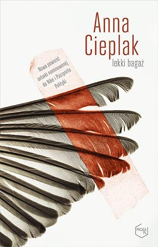 Lekki bagaż Anna Cieplak - sprawdź na TaniaKsiazka.pl