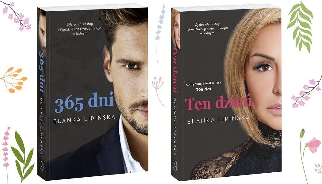 Nowe 365 dni Blanki Lipińskiej w czerwcu. Sprawdź książki z serii w TaniaKsiazka.pl >>