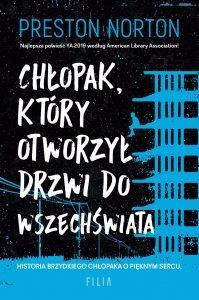 Chłopak, który otworzył drzwi do wszechświata - sprawdź na TaniaKsiazka.pl