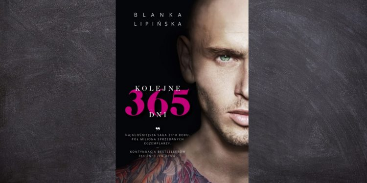 Kolejne 365 dni - kup na TaniaKsiazka.pl