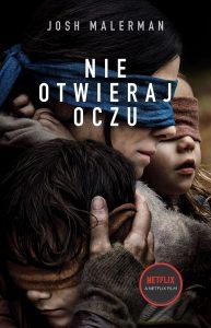 Nie otwieraj oczu - kup na TaniaKsiazka.pl