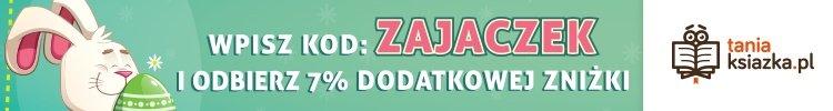 Złap od rabatowy na książki w TaniaKsiazka.pl >>