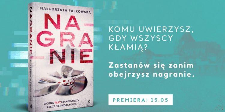 Nagranie Małgorzaty Falkowskiej - nie przegap tego thrillera!