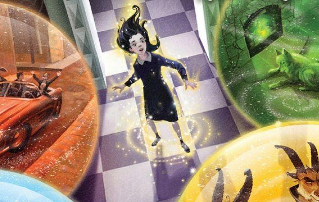 Wundermistrz - recenzja 2. tomu serii Nevermoor