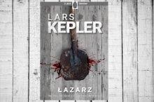 Łazarz - nowa książka Larsa Keplera
