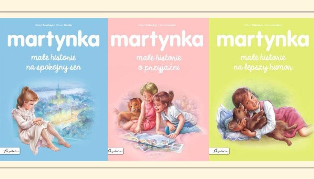 Martynka - sprawdź w TaniaKsiazka.pl >>