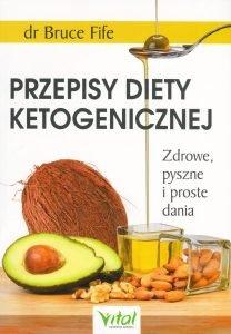 Przepisy diety ketogenicznej - kup na TaniaKsiazka.pl