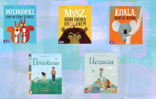 Seria Picturebook - zobacz na TaniaKsiazka.pl